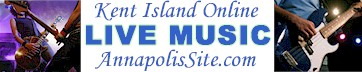 Kent Island Online - Annapolis Site Live Music Page