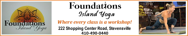 Foundations Island Yoga - Click Here for more info!
