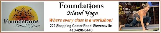 Foundation Island Yoga