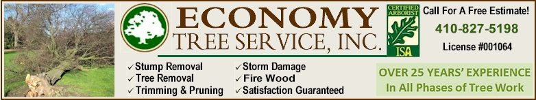 Economy Tree Service Inc. - Click Here for more info!