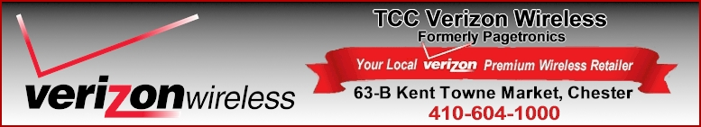 TCC Verizon Wireless - Click Here!