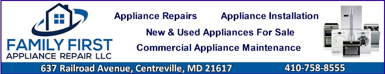 Family First Appliance Repair