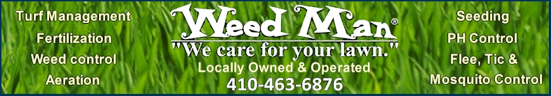 Weedman USA Serving the Mid-Shore Area
