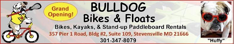 Bulldog Bikes & Floats - Click Here!