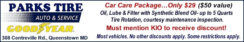 Parks Tire & Auto Service