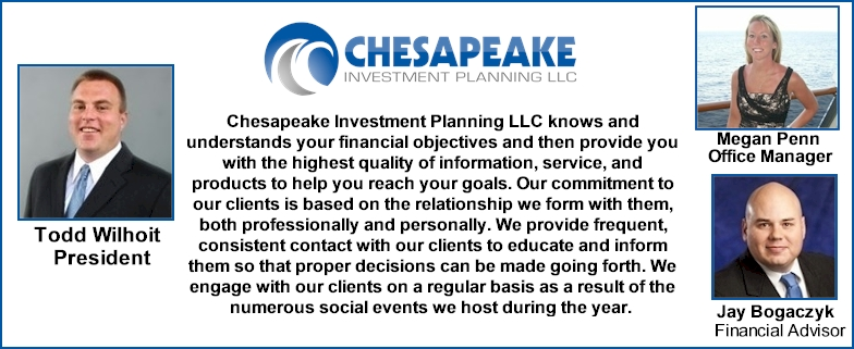 Chesapeake Investment Planning in Historic Stevensville