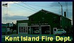 The Kent Island Volunteer Fire Department on Main Street in Stevensville....Click to enlarge.
