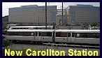New Carollton Station.  This is where to catch the Washington Metro, Amtrak, and the MARC trains....Click to enlarge.