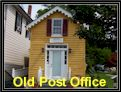 Historic Post Office in Stevensville.  Click to enlarge.