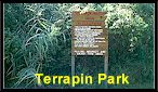 Terrapin Park Welcome Sign.  Click to enlarge.