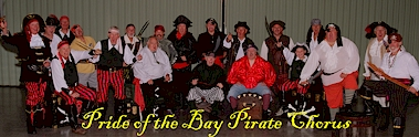 Pride of the Bay Pirate Chorus